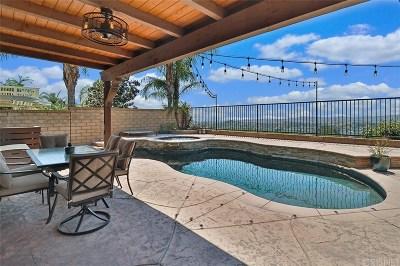 Saugus Single Family Home For Sale: 28951 High Sierra
