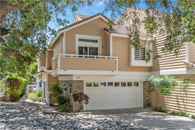 Westlake Village Condo/Townhouse Active Under Contract: 5639 Starwood Court