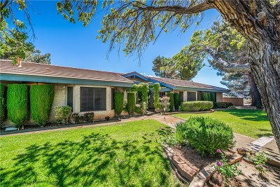 Palmdale Single Family Home For Sale: 1101 Hernandez Drive