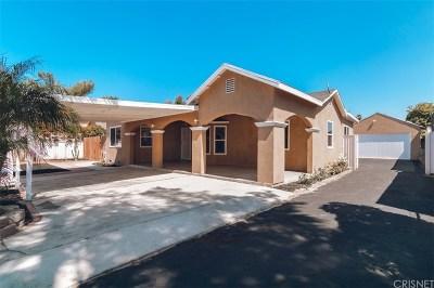 North Hollywood Single Family Home For Sale: 11817 Kittridge Street