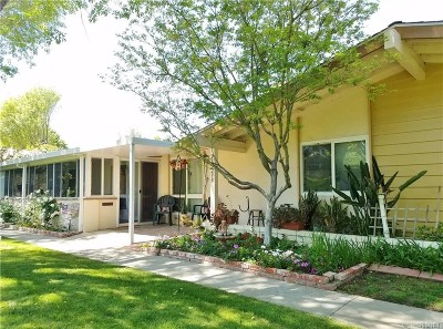 Newhall Condo/Townhouse For Sale: 26829 Avenue Of The Oaks #B