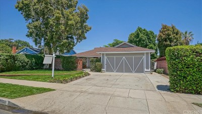 North Hills Single Family Home Active Under Contract: 8920 Odessa Avenue