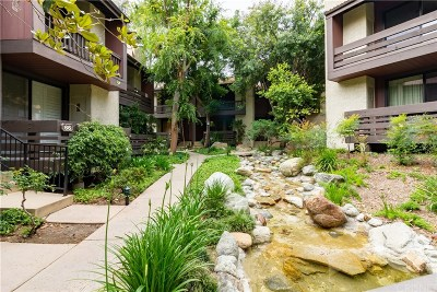 Woodland Hills Condo/Townhouse Active Under Contract: 21930 Marylee Street #62