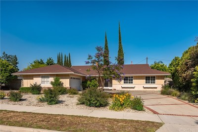 West Hills Single Family Home Active Under Contract: 8584 Hanna