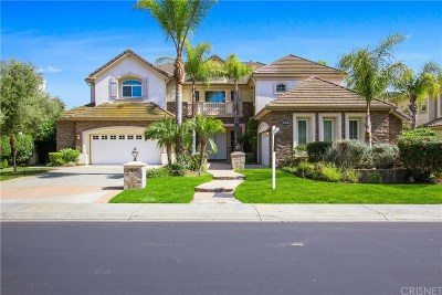 Moorpark Single Family Home For Sale: 7032 Hogan Street