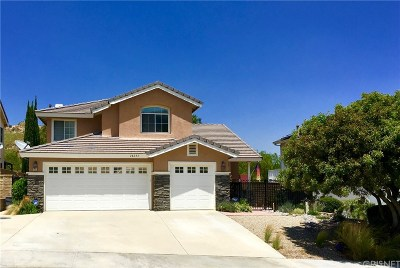 Castaic Single Family Home Active Under Contract: 28233 Foothill Road