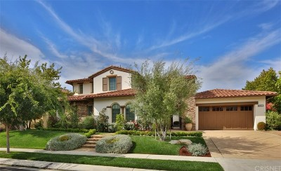 Calabasas Single Family Home Active Under Contract: 25511 Prado De Oro