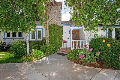 Woodland Hills Single Family Home For Sale: 5647 Oakdale Avenue