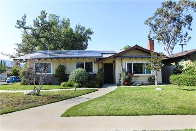 Chatsworth Single Family Home For Sale: 21753 Hiawatha Street