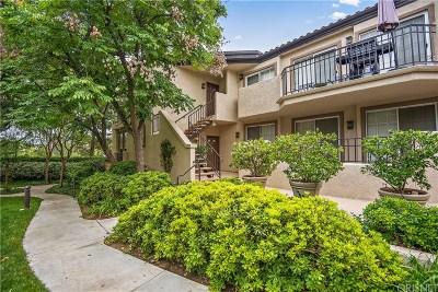 Valencia Condo/Townhouse Active Under Contract: 24125 Del Monte Drive #141