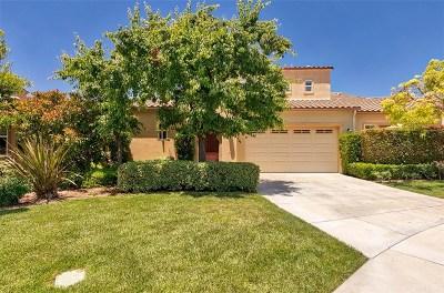 Valencia Single Family Home Active Under Contract: 23881 Belcaro Court