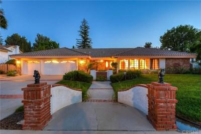 Chatsworth Single Family Home For Sale: 20422 Tulsa Street