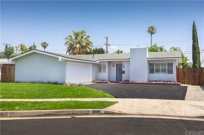 Chatsworth Single Family Home Active Under Contract: 9508 Casaba Avenue