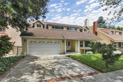 Valley Glen Single Family Home For Sale: 13607 Vose Street