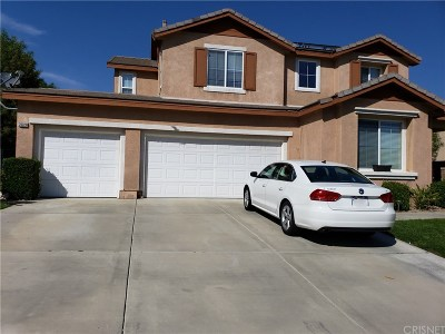 Valencia Single Family Home For Sale: 29320 Via Estancia