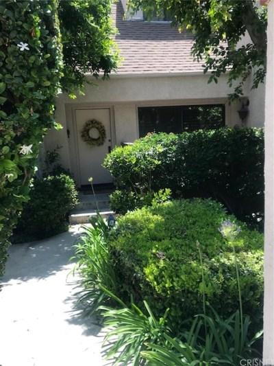 Sherman Oaks Condo/Townhouse Active Under Contract: 15175 Magnolia Boulevard #E