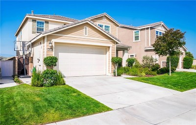 Saugus Single Family Home For Sale: 26627 Millhouse Drive