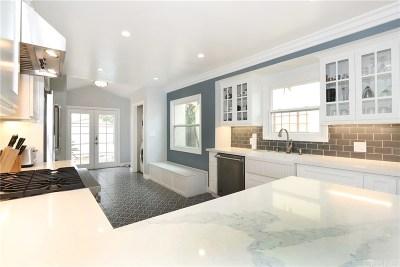 Sherman Oaks Single Family Home For Sale: 12920 Addison Street