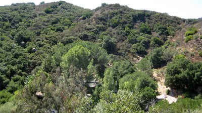 Calabasas Residential Lots & Land For Sale: 3535 Cronn Drive