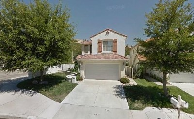 Stevenson Ranch Single Family Home Active Under Contract: 25853 Wordsworth Lane