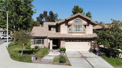 Saugus Single Family Home For Sale: 28080 Caraway Lane
