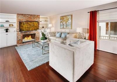 Studio City Condo/Townhouse For Sale: 12053 Guerin Street #3
