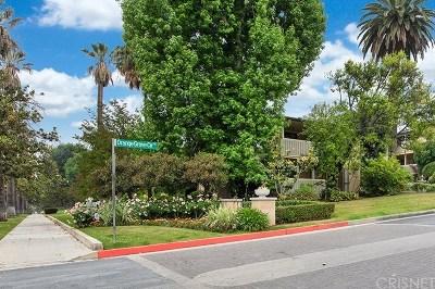 Pasadena Condo/Townhouse For Sale: 945 South Orange Grove Boulevard #A