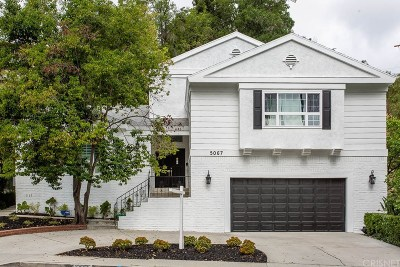 Woodland Hills Single Family Home For Sale: 5067 San Feliciano Drive