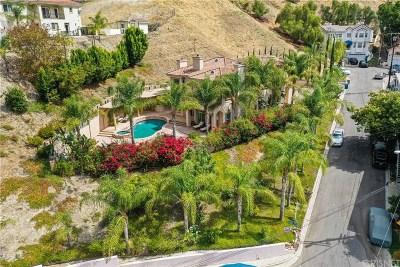 Woodland Hills Single Family Home For Sale: 22415 Sentar Road