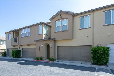 Stevenson Ranch Condo/Townhouse For Sale: 25478 Wharton Drive