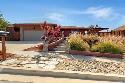Thousand Oaks Single Family Home For Sale: 4445 Zocalo Circle