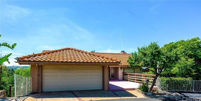 Woodland Hills Single Family Home For Sale: 22489 Venido Road