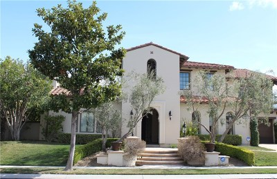 Calabasas Single Family Home Sold: 25551 Prado De Oro