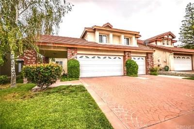 Stevenson Ranch Single Family Home For Sale: 25302 Keats Lane