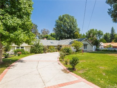 Woodland Hills Single Family Home For Sale: 23369 Ostronic Drive