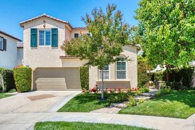 Valencia Single Family Home For Sale: 24311 Las Palmas Street