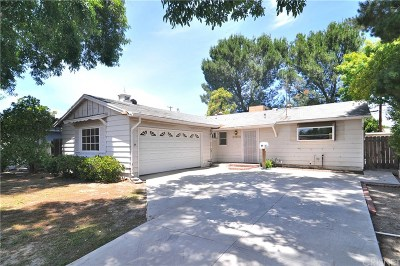 West Hills Single Family Home For Sale: 23927 Gilmore Street