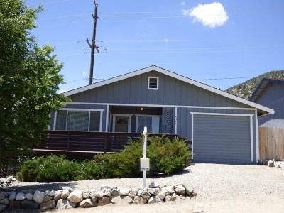Frazier Park Single Family Home Active Under Contract: 4544 Hale