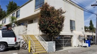 Canoga Park Condo/Townhouse For Sale: 7226 Jordan Avenue #7