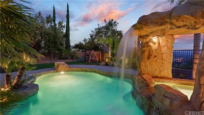 Canyon Country Single Family Home For Sale: 29547 Big Bend Place