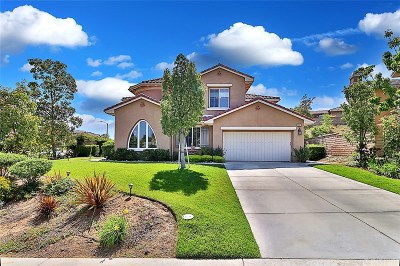 Simi Valley Single Family Home For Sale: 890 Lindamere Court