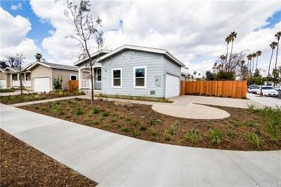 Canoga Park Single Family Home For Sale: 21721 West Cohasset Street