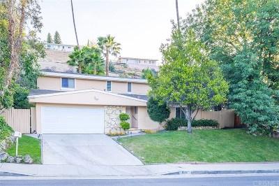 Woodland Hills Single Family Home For Sale: 6129 Ellenview Avenue