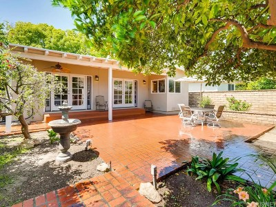 Burbank Single Family Home For Sale: 4114 West McFarlane Avenue