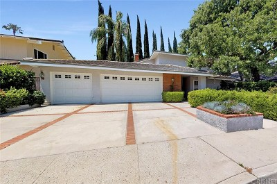 Westlake Village Single Family Home Active Under Contract: 1575 Devonshire Avenue
