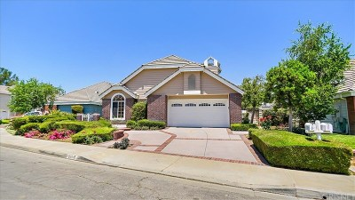 Valencia Single Family Home Active Under Contract: 26510 Mistletoe Court