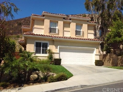 Thousand Oaks Single Family Home For Sale: 2887 Venezia Lane