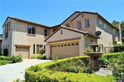 Simi Valley Single Family Home For Sale: 5794 Indian Pointe Drive