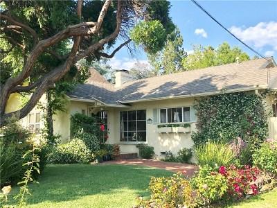 Altadena Single Family Home For Sale: 2200 North Holliston Avenue