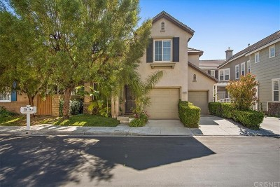 Los Angeles County Single Family Home For Sale: 26836 Bayport Lane